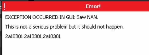 ST9.12 BETA023 NAN Error.JPG